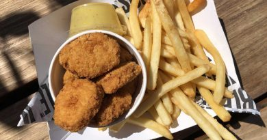 Impossible's new vegan nuggets taste better than McNuggets. Sadly, that's not saying much