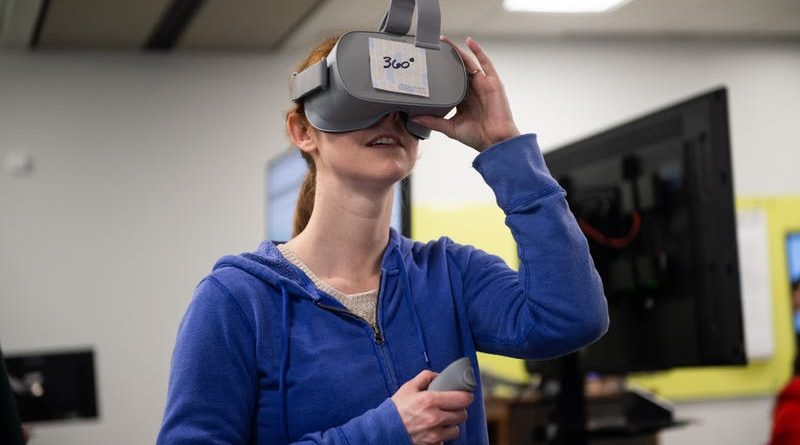 OIT and Biggio fund VR learning for 2022