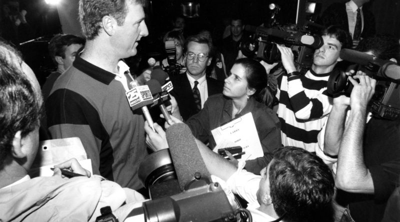 Larry Bird, During Retirement Announcement, Issued Surprising Choice For Which 1 NBA Game Got Him 'Fired Up' Most