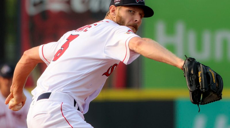 Chris Sale shines in rehab start for Portland Sea Dogs