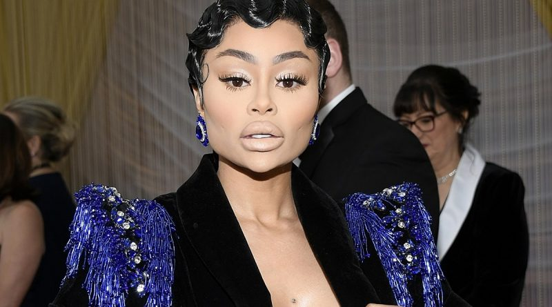 Blac Chyna Weighs In on Kimye Divorce