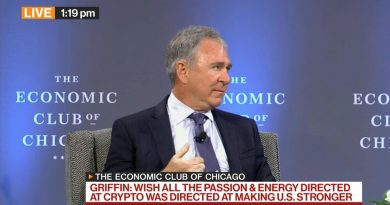 Ken Griffin, Illinois' richest man, says Citadel may move headquarters from Chicago | State and Regional