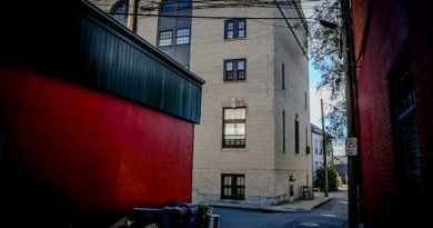 McKinney Cooperative Shelter in Newport, where 29-year-old Andrew Paiva died of fentanyl intoxication in 2018. The dealer who sold him the fatal dose was the first to be sentenced under the stricter provisions of Kristen's Law.
