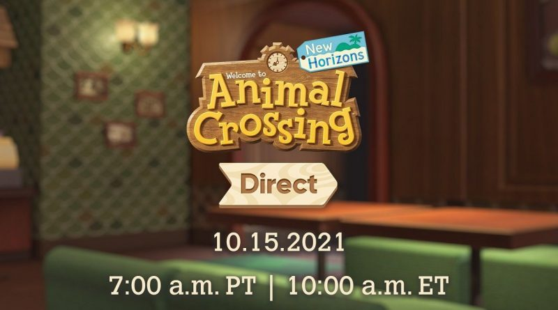 Animal Crossing Direct: When & How To Watch