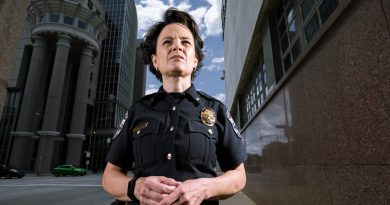 Who Is The Real Erika Shields? New Chief Often Espouses Progressive Views But Still Attracts Controversy