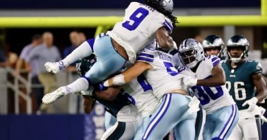Eagles reportedly linked to Jaylon Smith after Cowboys release him