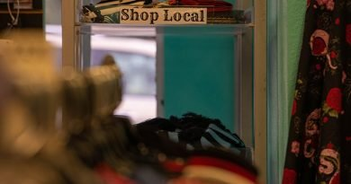 Thrift shops and sustainable fashion outlets thrive during the pandemic
