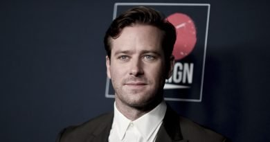 Actor Armie Hammer reportedly in rehab amid sex scandal