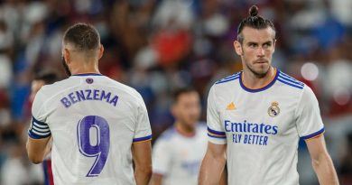 Karim Benzema and Gareth Bale in action for Real Madrid